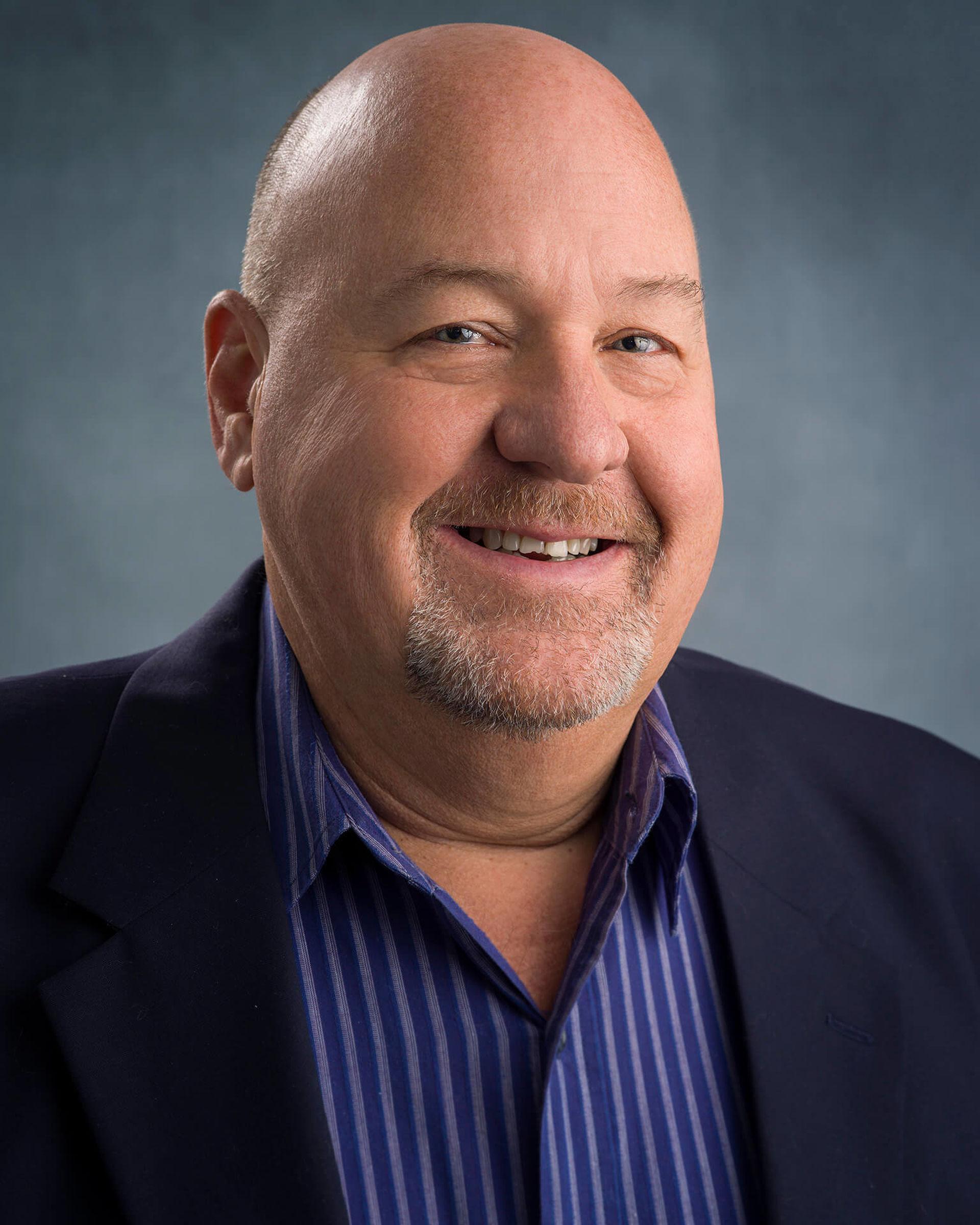Ken Widdel Portrait